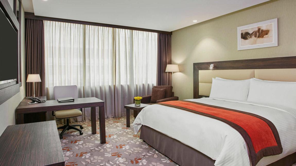 Hotel Crowne Plaza Habitaciones