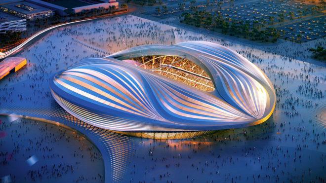 Al Wakrah estadio qatar