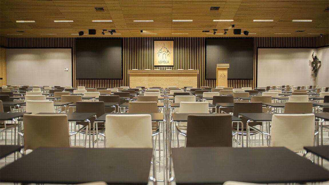 Centro de Espiritualidad del Santuario de Loyola