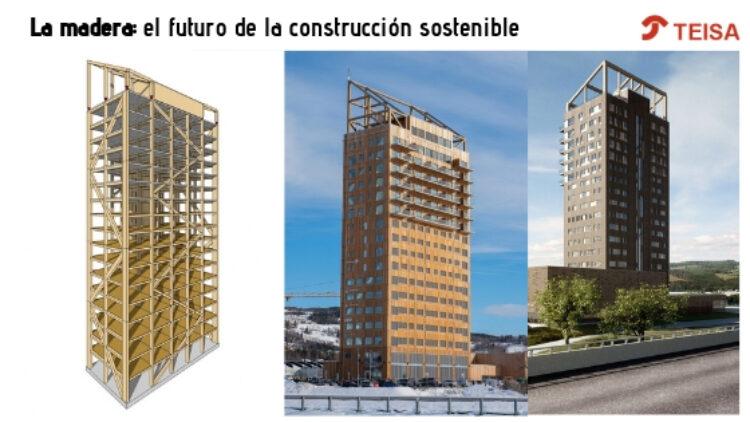 ¿Son los edificios de madera el futuro de la construcción sostenible?
