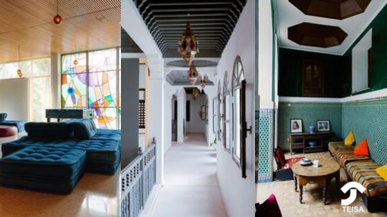 Los falsos techos, una tendencia cada vez más utilizada en decoración
