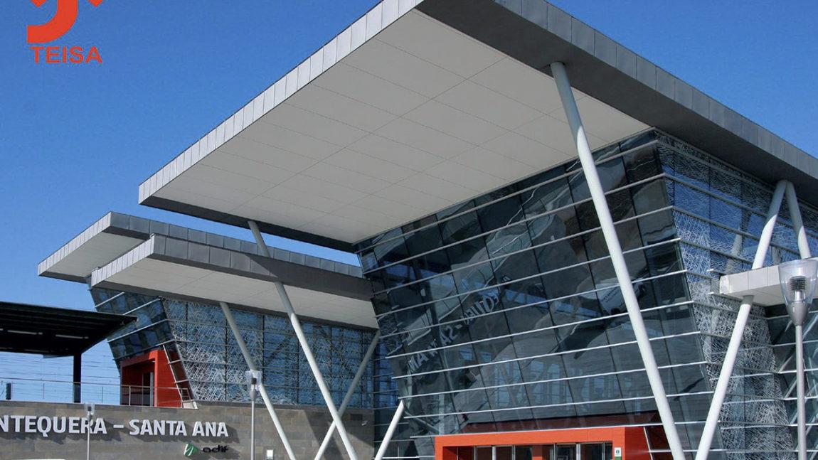 Estación de AVE Antequera-Santa Ana