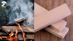 La madera: su seguridad y protección en los incendios