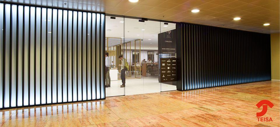 Sala Canudas VIP Lounge Aeropuerto Josep Tarradellas Barcelona-El Prat