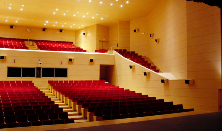 Auditorio de Arroyomolinos, Madrid