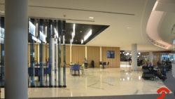Sala VIP Lounge Joan Miró del Aeropuerto Josep Tarradellas Barcelona-El Prat