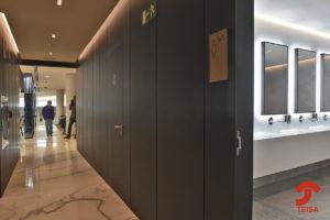 VIP Lounge Joan Miró trabajos Teisa