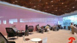 Sala VIP Lounge Pau Casals Aeropuerto Josep Tarradellas Barcelona-El Prat