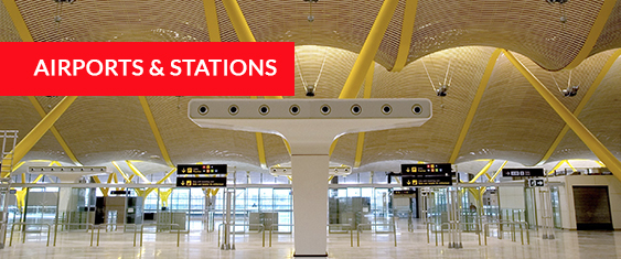 Teisa airports & stations