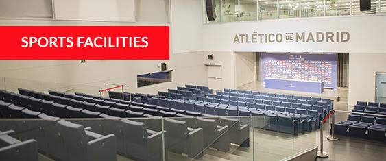 Teisa sports facilities