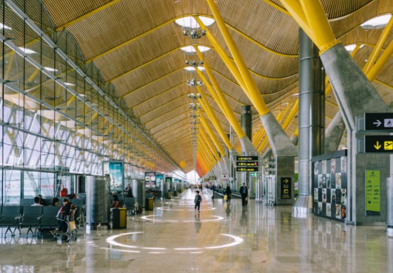 Aeropuerto Madrid-Barajas Adolfo Suárez trabajos Teisa
