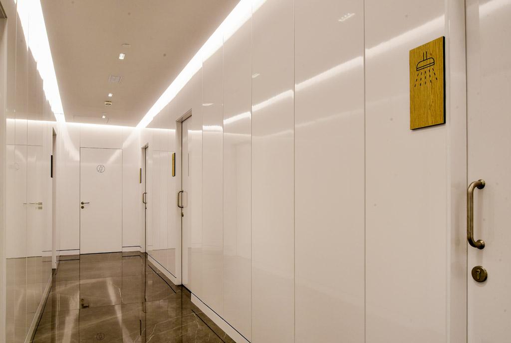 Construcción salas VIP aeropuerto de Barcelona