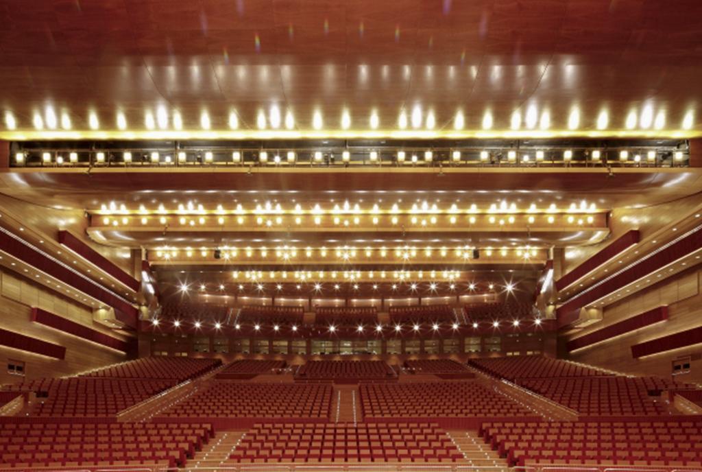 Auditorio de Orán