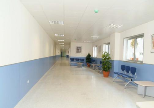 Hospital de Getafe, Madrid