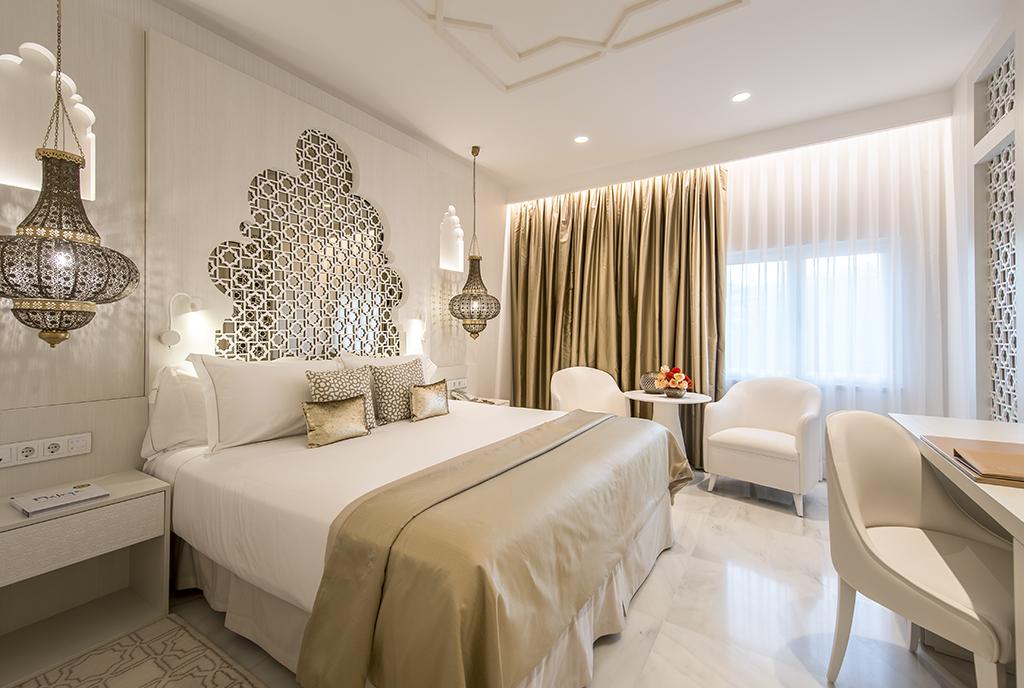 Trabajos Teisa para Hotel Miramar Málaga