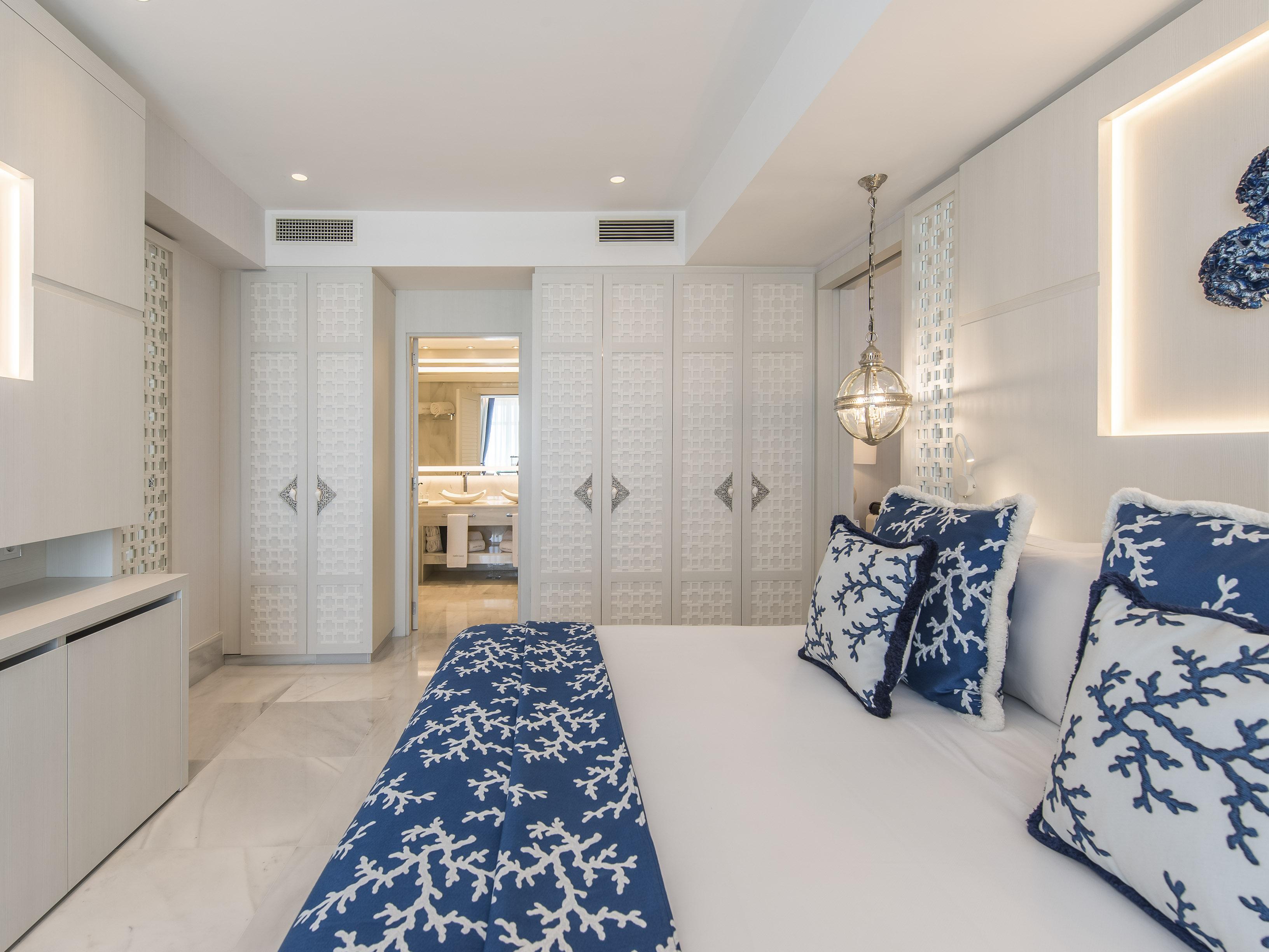Mobiliario para habitaciones de hotel Teisa