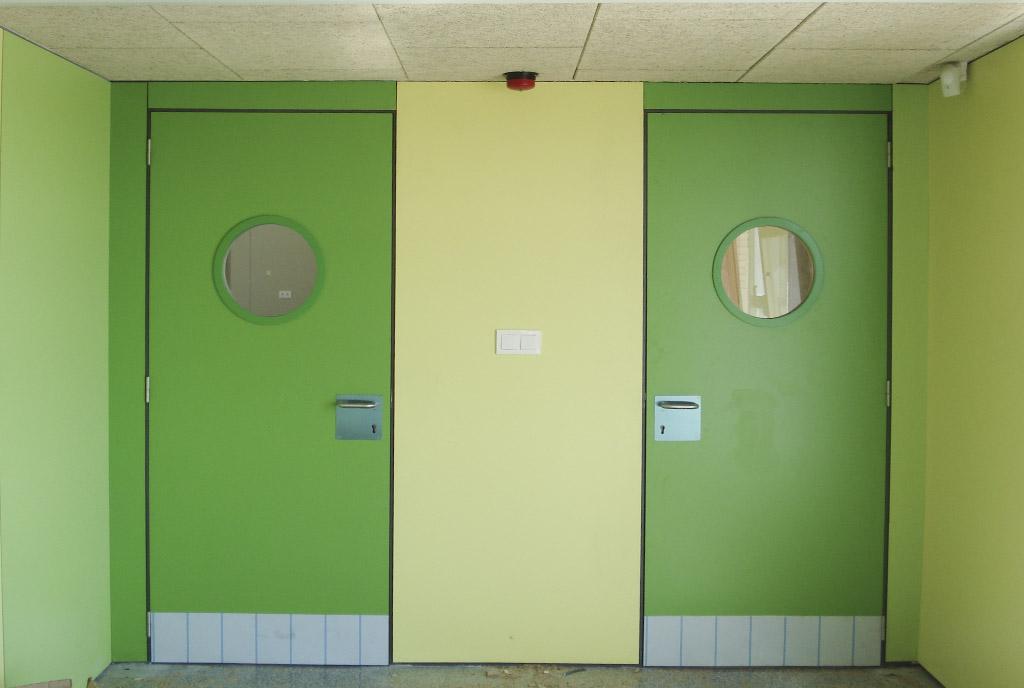 Puertas de paso colegios y otras edificaciones