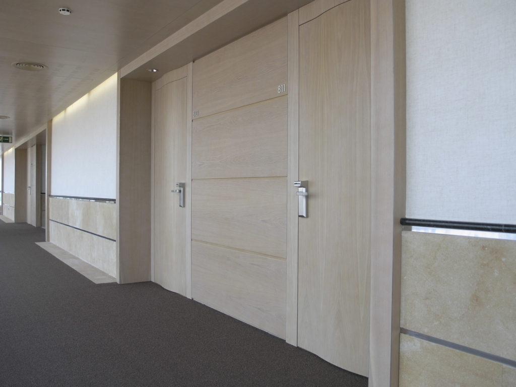 Puertas Rf y acústicas Teisa