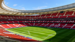 Wanda Metropolitano Stadium, Madrid