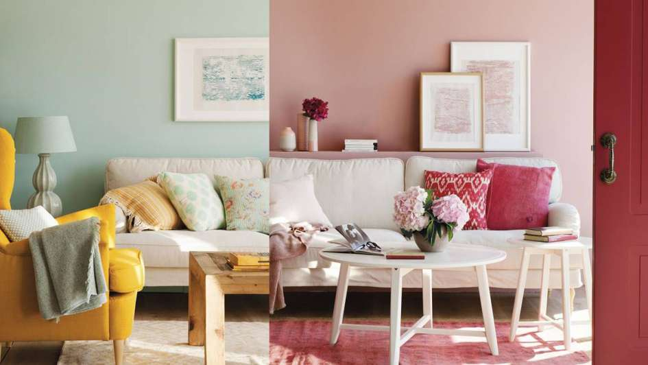 ¿Cómo cambian los colores la percepción de los espacios interiores?