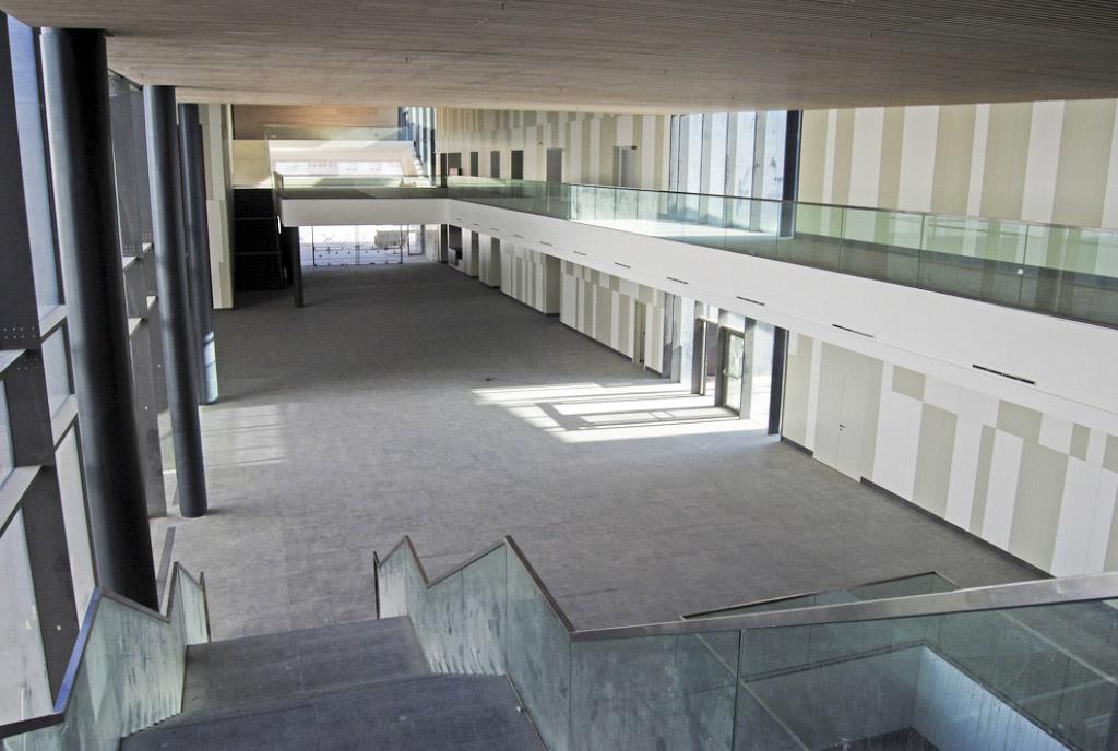 Interiores de oficinas trabajos Teisa