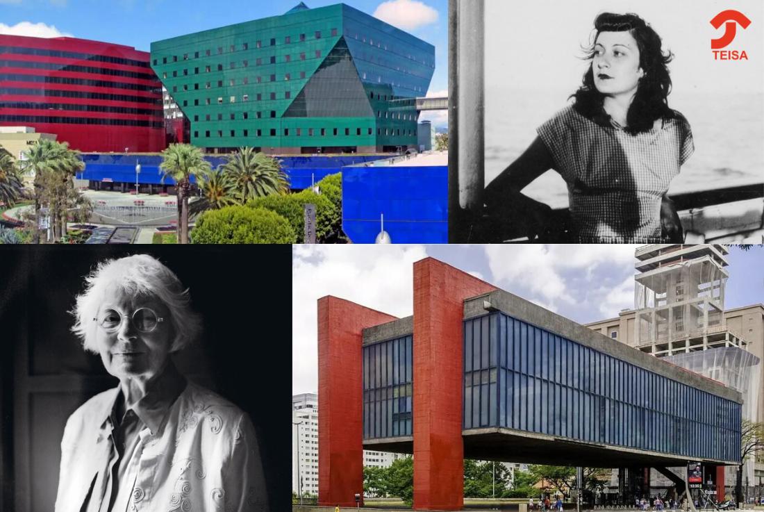 5 mujeres que revolucionaron el mundo de la arquitectura del siglo XX