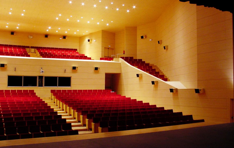 Arroyomolinos Auditorium, Madrid