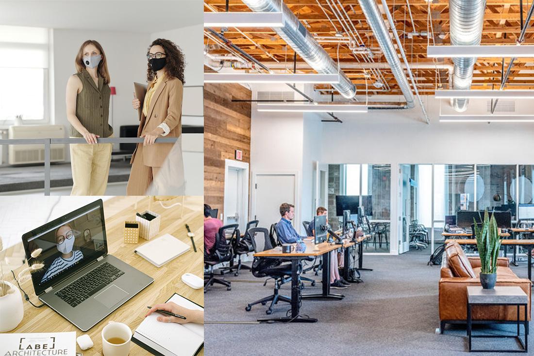 Oficinas post COVID: la necesidad de reformular los espacios de trabajo
