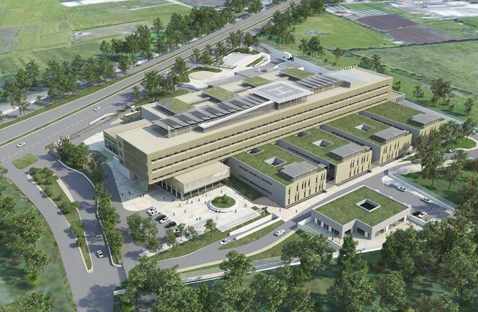 hospital de quillota construccion teisa