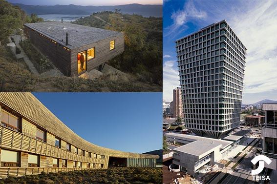 5 Arquitectos reconocidos de Chile