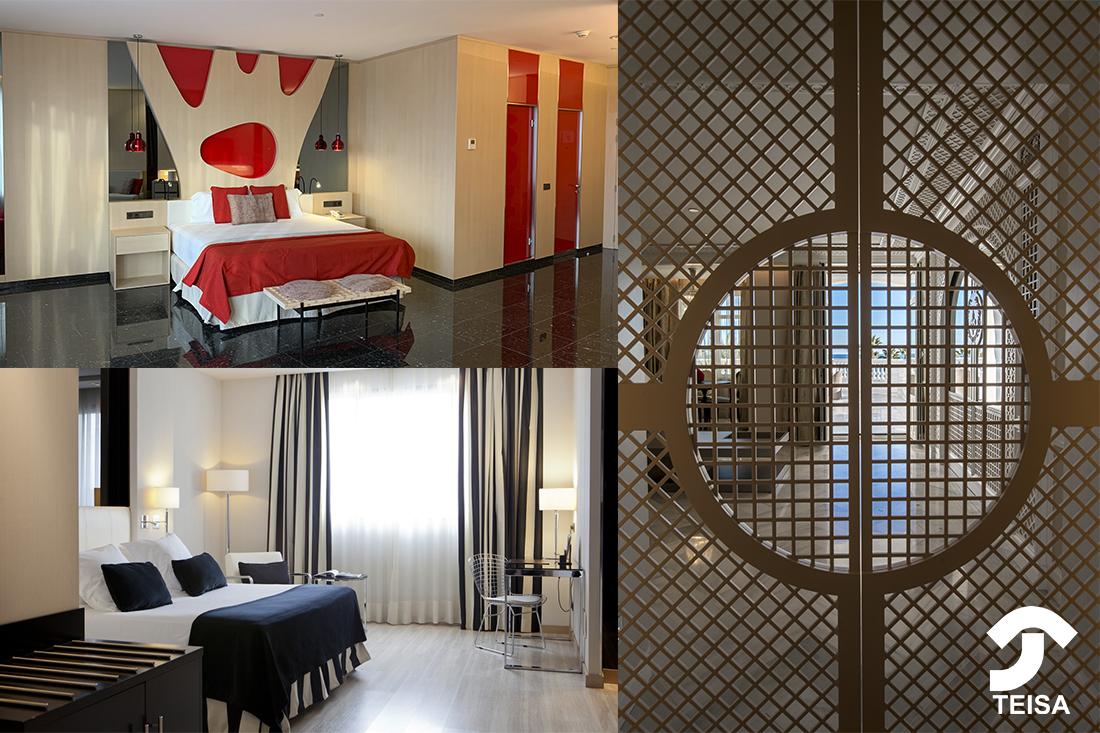 Mobiliario para hoteles: Diseño, seguridad y comodidad